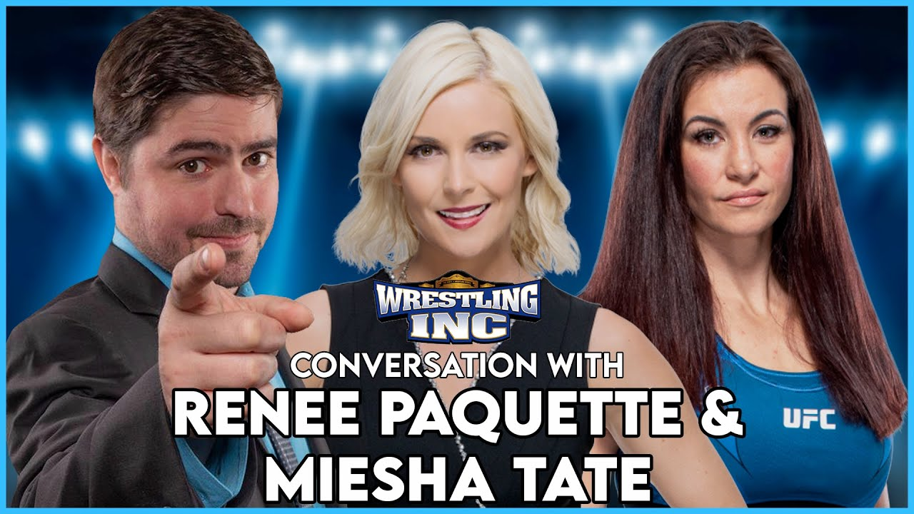 Renee Paquette Reveals Her WWE Non-Compete Is Up, Talks Possible Leap To AEW