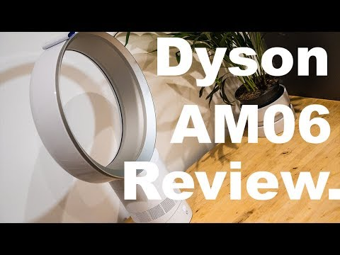 Dyson – The KING of cool? Dyson Desk Fan Review.