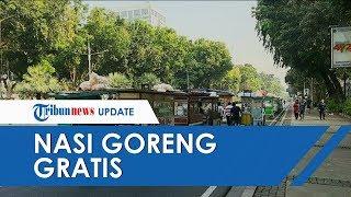 Pihak Istana Negara Siapkan 130 Pedagang Nasi Goreng Gratis untuk Masyarakat Jelang Pelantikan