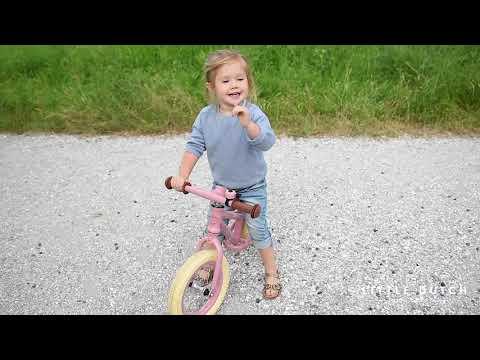 Little Dutch Loopfiets - Balance Bike - Pink - Baby & Koter