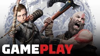 God of War New Game Plus: 18 Minutes of Gameplay