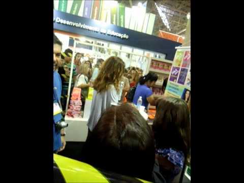 Thalita Rebouças - Bienal Internacional do Livro SP 2012