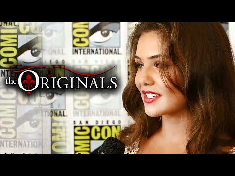 [THE ORIGINALS] DANIELLE PARLA DI DAVINA AL SDCC