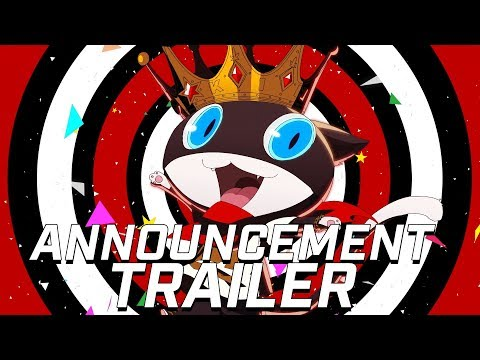 Persona 5: Dancing in Starlight Announcement Trailer thumbnail
