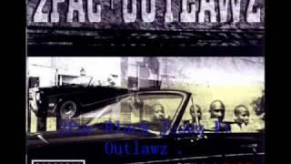 Tupac  - Black Jesuz Ft Outlawz ,Lyrics
