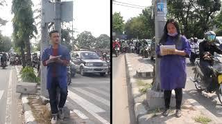 Analisa Simpang Bersinyal (TPJJ 3A, Kelompok 2) POLITEKNIK NEGERI MEDAN