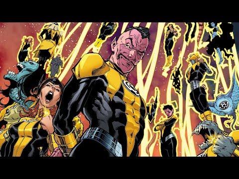 DC Superheroes - Sinestro Update