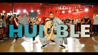 HUMBLE by Kendrick Lamar - Choreography by @NikaKljun