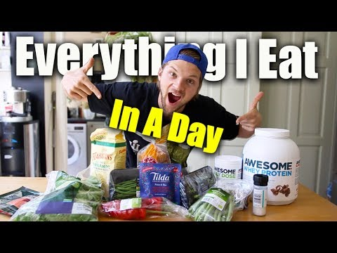 What I Eat In A Day To Stay Lean!