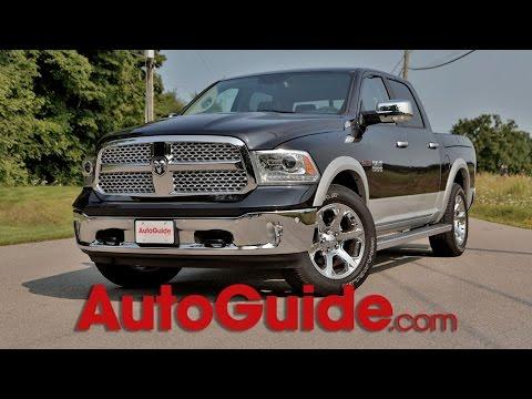 2014 Ram 1500 3.0L EcoDiesel V6 Review