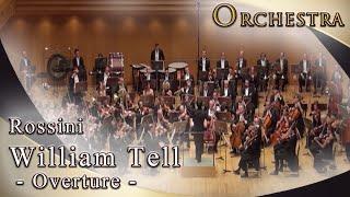 ロッシーニ「ウィリアム・テル」序曲Rossini,GuglielmoTellOverture
