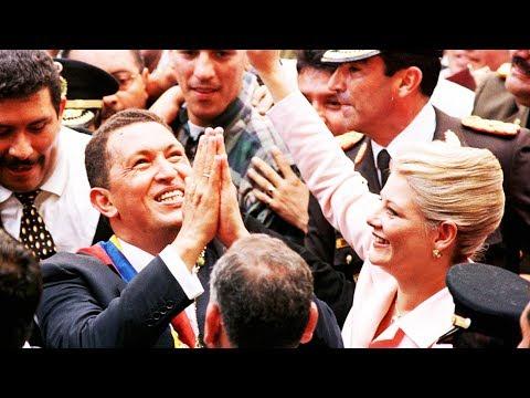 """Ver """"¿Cómo llegó Hugo Chávez al poder?"""" en YouTube CHÁVEZ"""