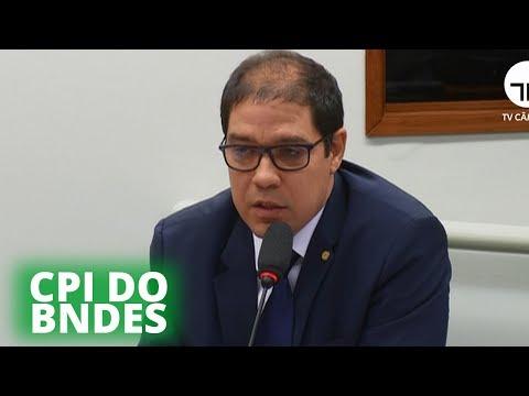 Adiada votação do relatório da CPI do BNDES - 21/10/19