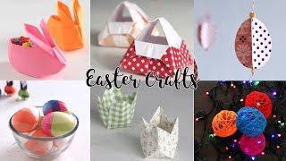 6 Easy Easter Crafts