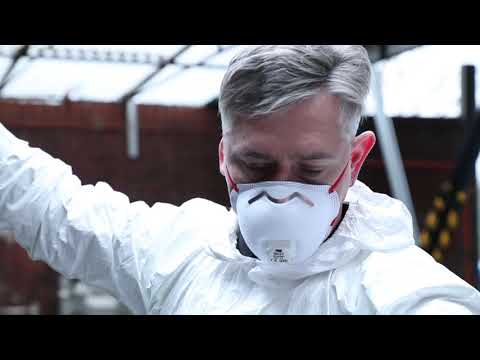3M™ FFP3 Disposable Comfort Dust Masks