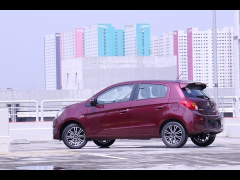 First Impression Mitsubishi New Mirage 2016 | Oto.com