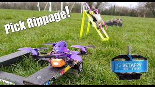 Pick Rippage - HaloRC Guitarpick - Toothpick FPV Racing