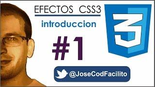 Efectos CSS3