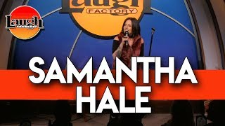Samantha Hale | Stories From The Road | Laugh Factory Stand Up Comedy - Video Youtube
