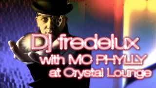 Teaser Party Blackout with Fredelux 07 Mai Crystal Lounge Paris