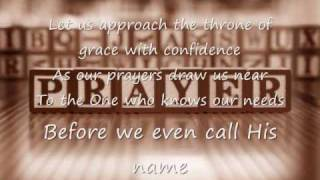 Let us pray by Steven Curtis Chapman