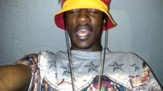 Dimonds on my neck free bars freestyle jujugreenz