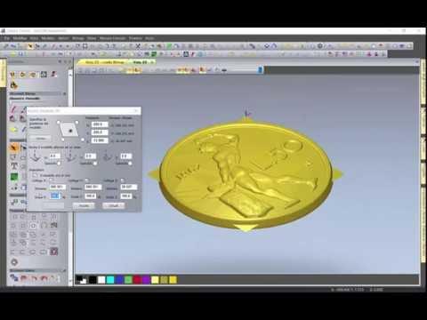 creare percorsi utensili con artcam