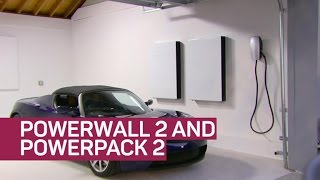 Tesla's new Powerwall packs twice the power