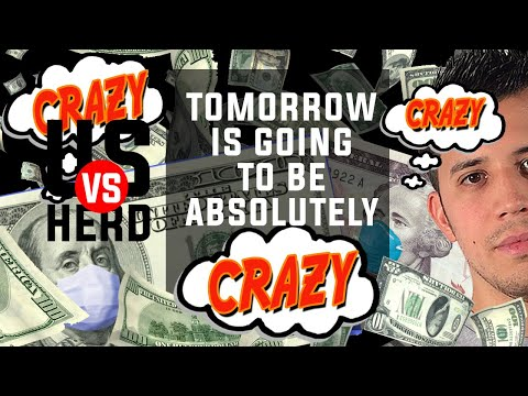 Tomorrow Will Be Absolutely Crazy – Options Trading Watchlist – Stock Market Today September 2020