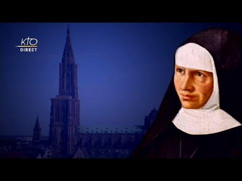 Messe de béatification de Mère Alphonse-Marie