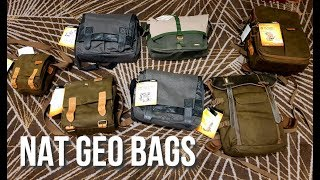 National Geographic Camera Bags, Backpacks, Rucksacks, Messenger Bags