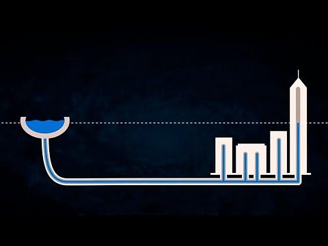 Водонапорная башня: как работает и ее устройство