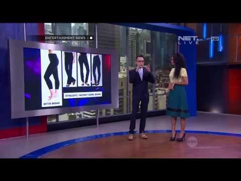 Video Pemilihan celana berdasarkan bentuk kaki bersama Barli Asmara