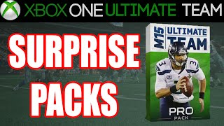 Madden 15 - Madden 15 Ultimate Team - SURPRISE PACK OPENING | MUT 15 PS4 Gameplay