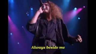 Dream Theater - Under glass moon - with lyrics