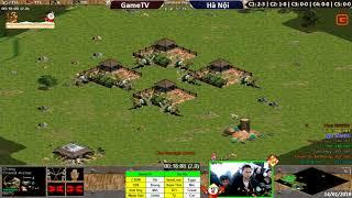 C2T2 | 4vs4 Random | GameTV vs Hà Nội | Ngày 14-01-2019