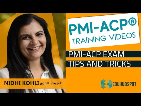 PMI ACP Certification - PMI ACP Exam Questions Tips and Tricks ...