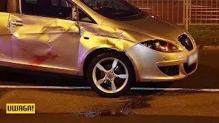 """Dwie ofiary nocnych wyścigów. """"Brat był zmielony przez koła samochodu"""" (UWAGA! TVN)"""