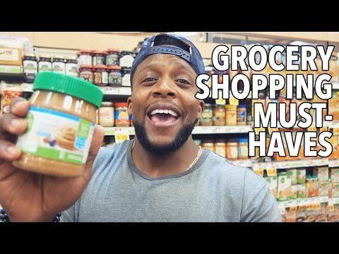Video My Healthy Grocery Shopping Essentials /  Alimentos Esenciales