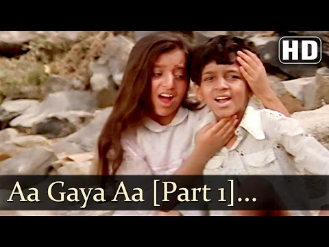 Dance Dance - Aagaya Aagaya Halwa Wala - Mithun Chakraborty - Bappi Lahiri Hits