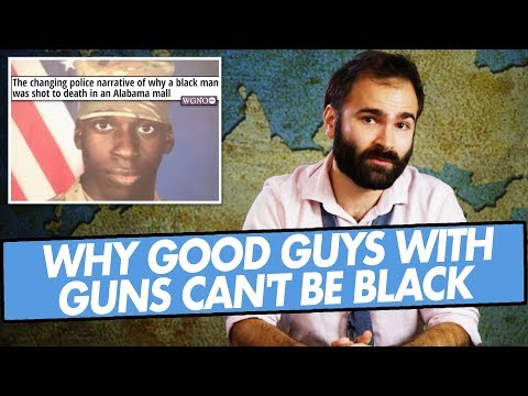 Why Good Guys With Guns Can't Be Black - SOME MORE NEWS