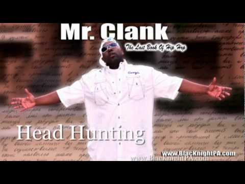Mr Clank Hot Shot Head Hunting