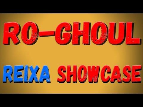 Roblox, Ro Ghoul! Обзор на обновление ReIxa ReworkIxa!