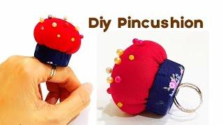 Diy Pincushion | Recycling Plastic Bottle Caps【真心话,这款针插实在好用】#HandyMum ❤❤