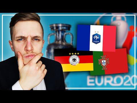 🇩🇪 🇵🇹 Faut-il s'inquiéter pour la France ? (Euro 2020)