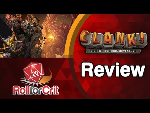 Clank! + Clank! In! Space! Review | Roll For Crit