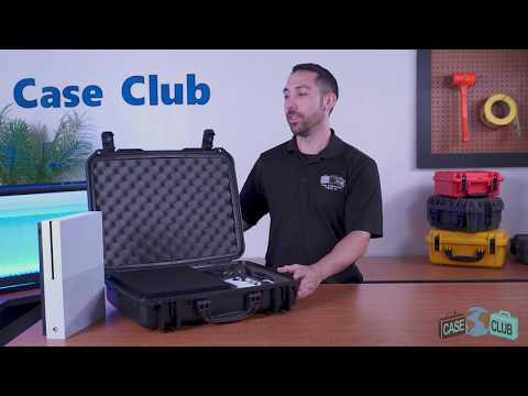Xbox One X/S Heavy Duty Travel Case - Featured Youtube Video