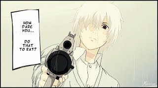 nezumi & shion || you wanted a soldier (no.6)