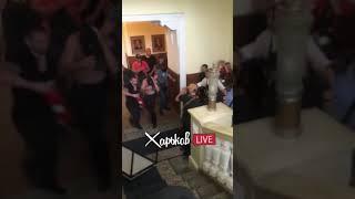 Драка в горсовете, погром Харьков 20 июня 2018   Паблик Харьков LIVE
