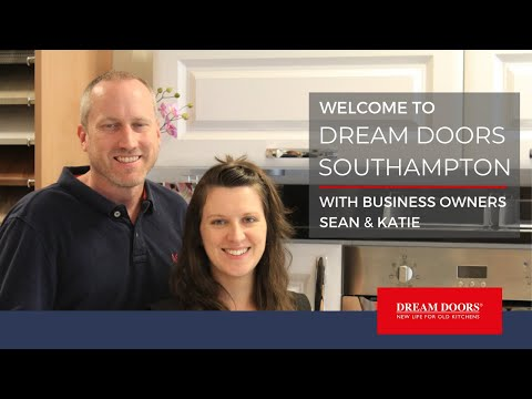 Southampton & Winchester Kitchen Showroom video